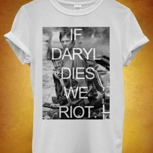 Darryl Walking Dead Unisex Shirt